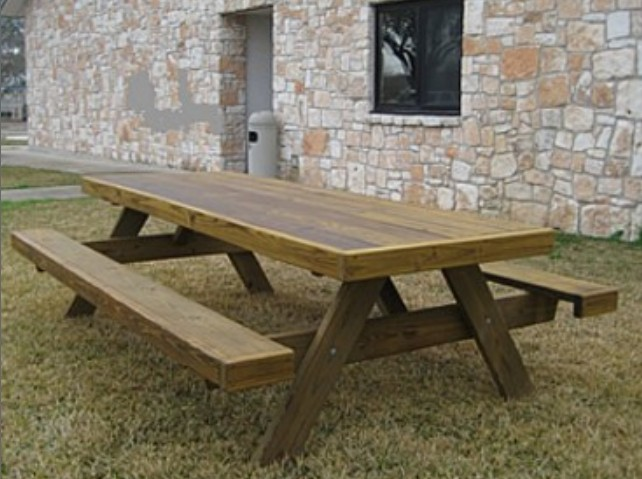 Panca Con Tavolo Da Giardino : Tavoli con panca da giardino