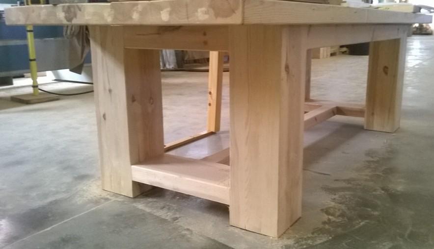 Tavoli in legno massello for Tavoli estensibili in legno