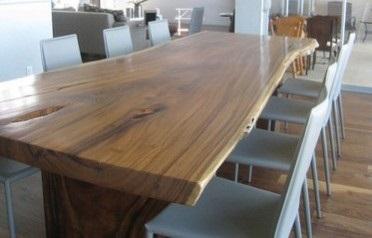 Tavoli in legno fatti a mano - Tavoli artigianali in legno ...
