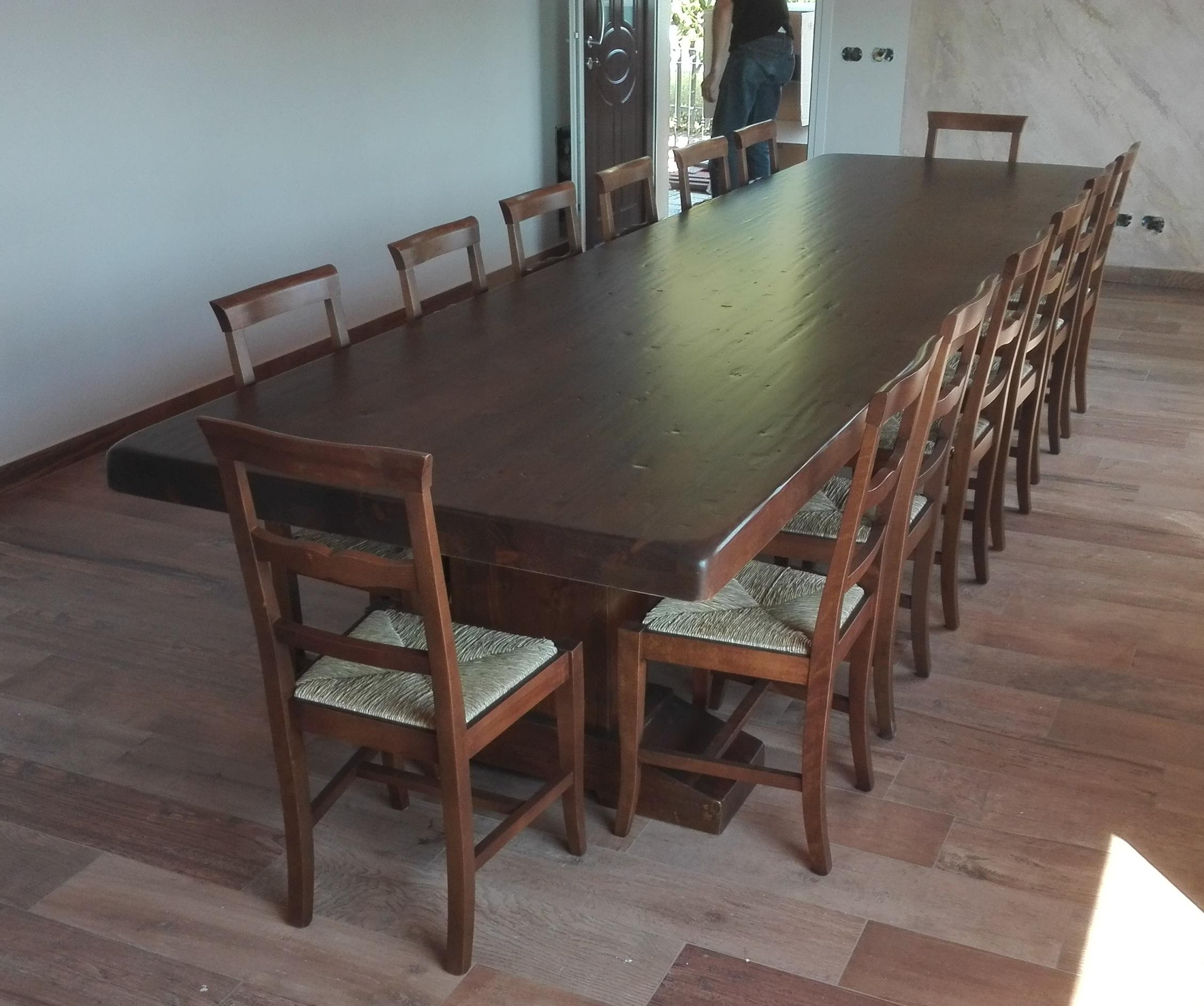 Tavoli in legno Padova - Falegnameria Padova