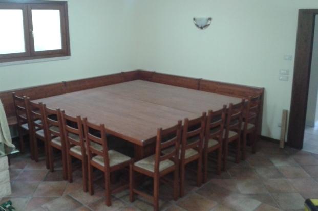 Tavoli e panche taverna