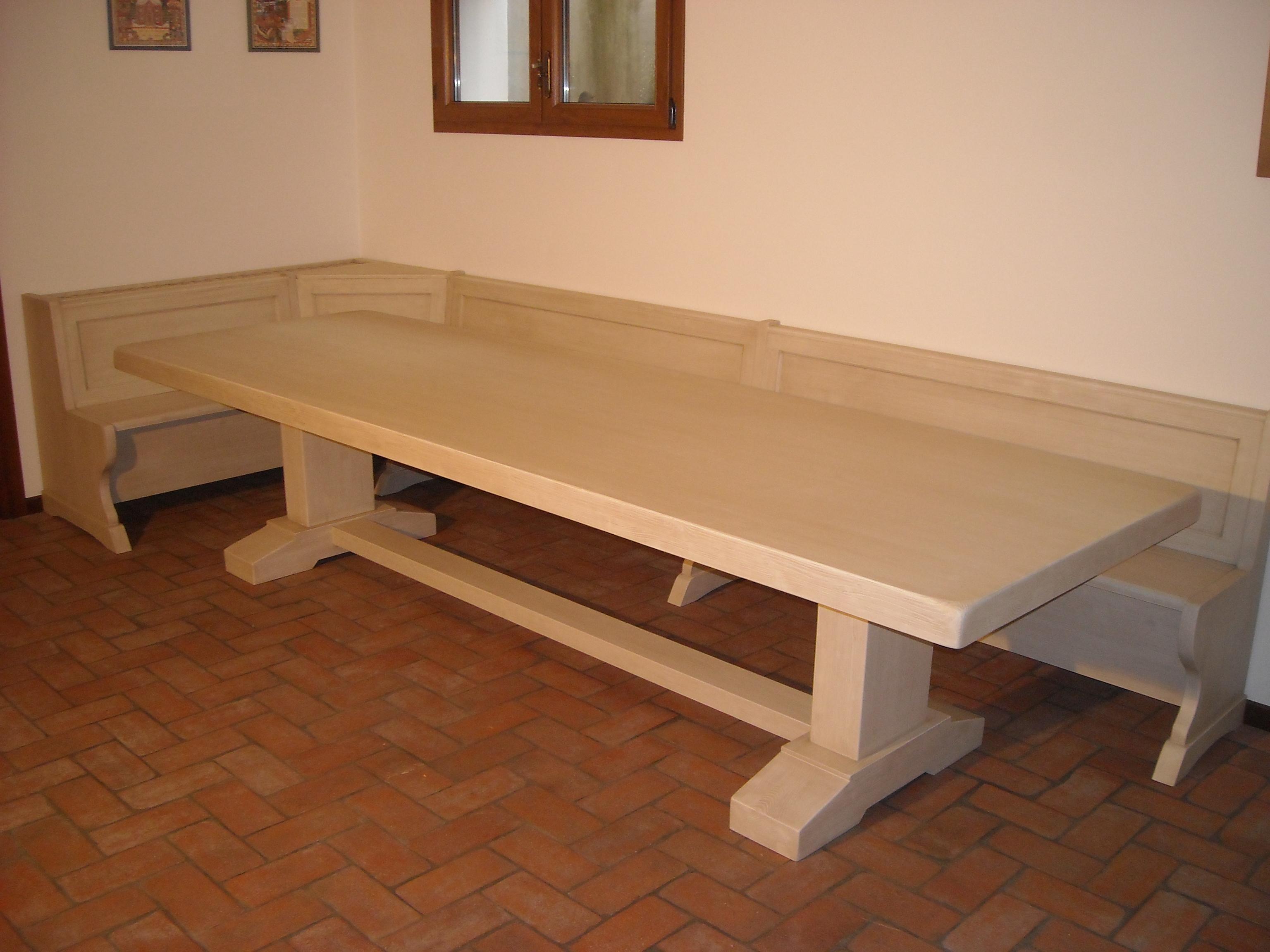 tavolo con giropanca su misura Roma ESCAPE='HTML'