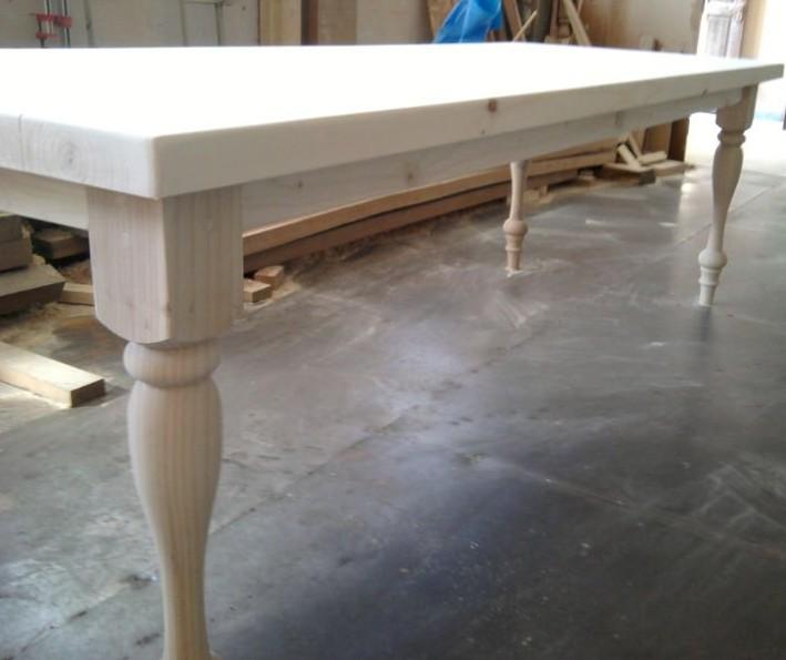 Tavoli in legno da soggiorno