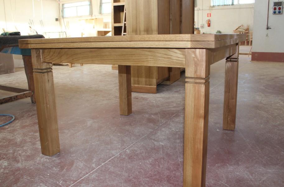 tavoli in legno rovere Roma ESCAPE='HTML'